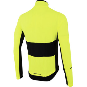 PEARL iZUMi Select Thermal Jersey Men screaming yellow/black